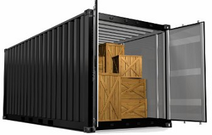 steel storage container