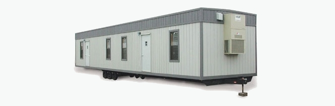 Portable Construction Trailers And Pricing On A Mobile
